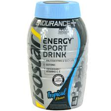 Isostar Energy Sport Drink 790 g TROPICAL/Exotic